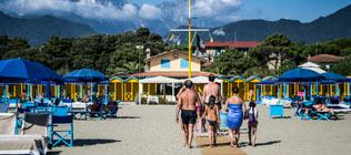 Bagno Royal - Forte dei Marmi, stabilimento balneare per le vacanze ...